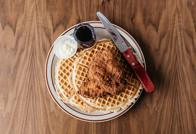 Fats Chicken And Waffles Fats Chicken Waffles Is A Southern
